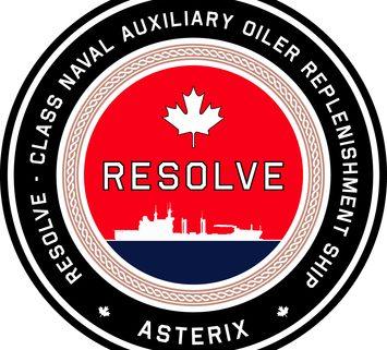 resolve badge small